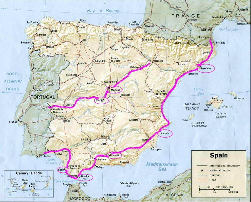 Image Result For Portugalia Hiszpania